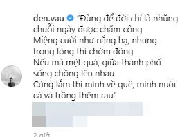 Loạt tương tác ngọt ngào khiến fan tin chuyện tình Đen Vâu-HHen Niê là có thật