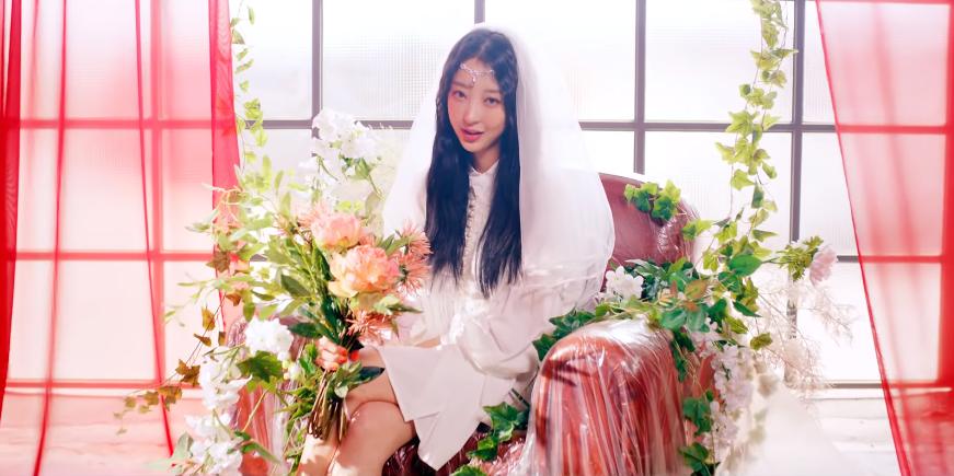EXID hóa cô dâu đại chiến siêu ngầu trong MV cuối trước khi Hani và Junghwa rời công ty