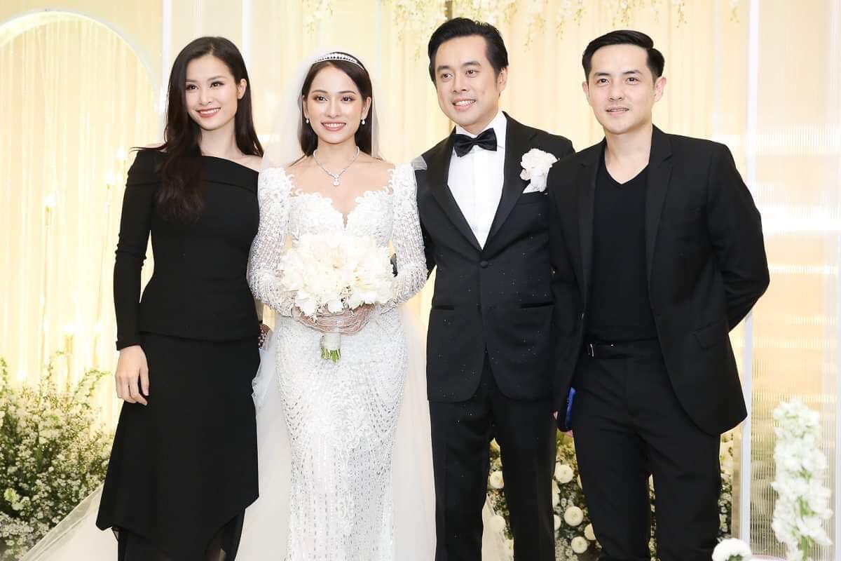 Loạt ảnh dành cả thanh xuân đi ăn cưới showbiz mới thấy danh xưng cho Đông Nhi và Ông Cao Thắng quả là không sai