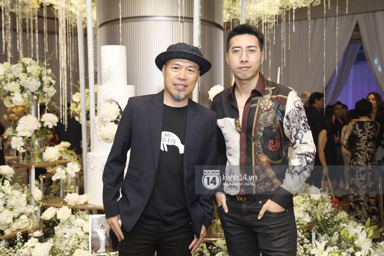 Noo Phước Thịnh, Trấn Thành cùng dàn nghệ sĩ đình đám Vbiz tề tựu tại đám cưới của Dương Khắc Linh - Ngọc Duyên