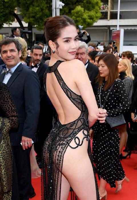 Bộ trưởng Bộ Văn hóa: Cần lên án gay gắt việc Ngọc Trinh mặc phản cảm tại Cannes