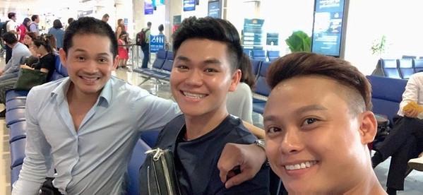 Ngân Khánh và chồng đại gia đưa Lê Phương đi du lịch trước ngày cô sinh con gái