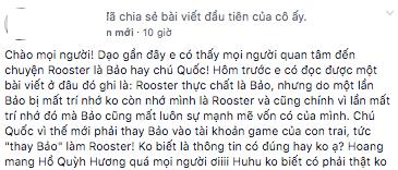 Twist bự của Về Nhà Đi Con: Bảo chính là Rooster nhưng lại bị... mất trí nhớ?