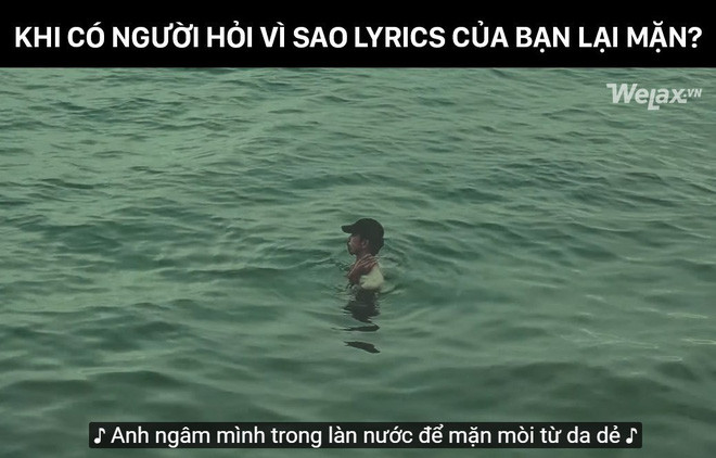 """Hé lộ cảnh """"chôn mình dưới cát"""" bị cắt trong MV mới, nhưng Đen Vâu khuyên fan đi biển tuyệt đối không nên làm theo vì lý do này"""
