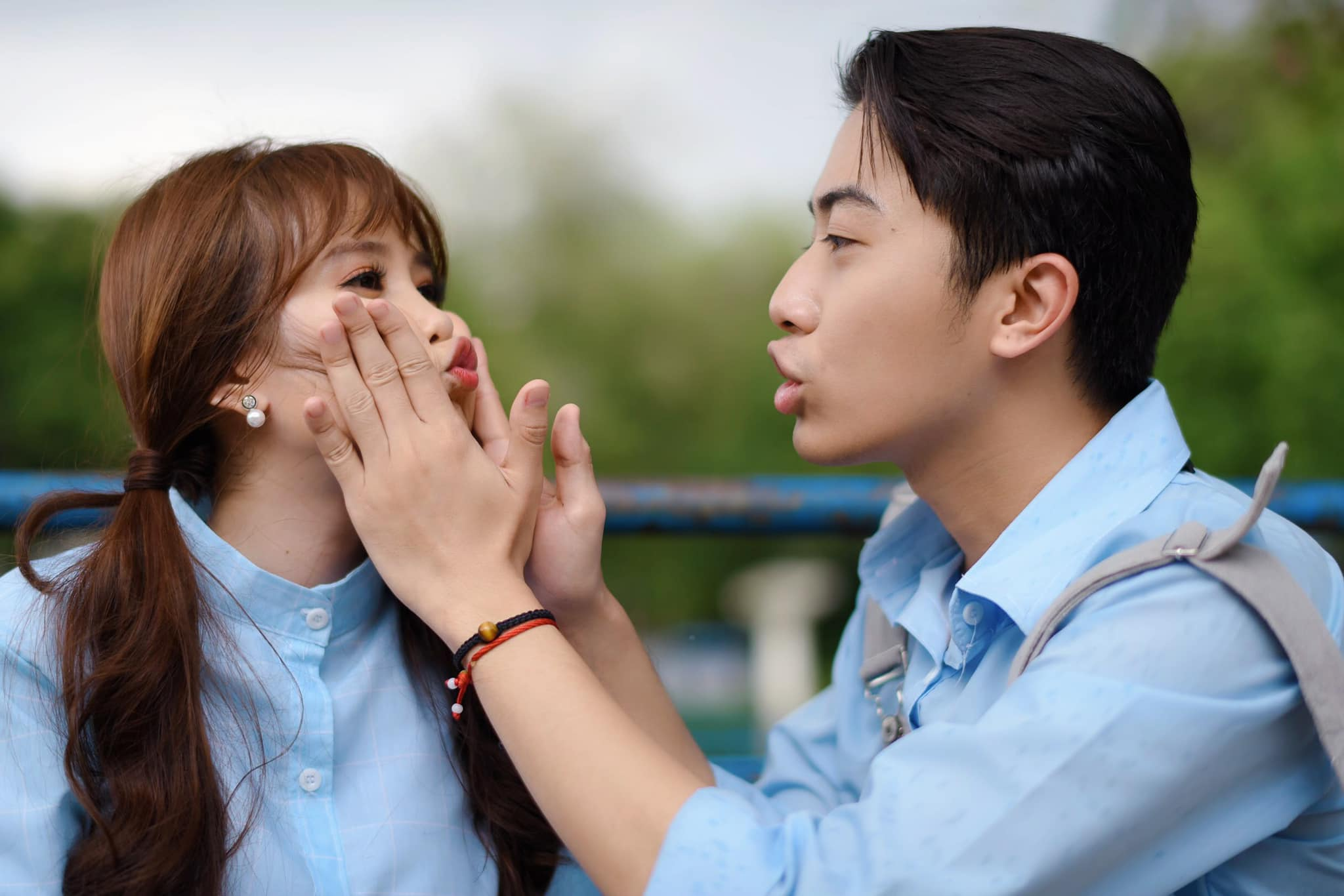 1 tuần sau ngày cưới, Cris Phan và Mai Quỳnh Anh mới chịu tung bộ ảnh cưới vừa ngọt ngào vừa nhắng nhít