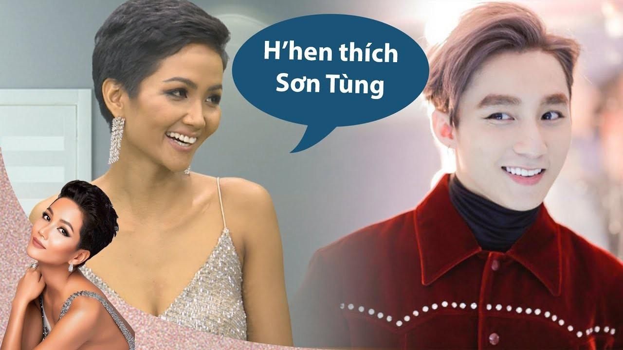 """H'Hen Niê đặt báo thức chờ tới giờ Sơn Tùng M-TP ra mắt MV """"Hãy trao cho anh"""", đúng chuẩn fangirl """"cứng cựa"""""""