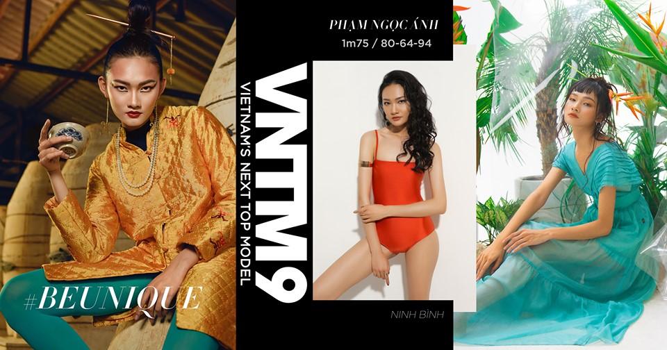 Sở hữu sức hút khủng trên mạng xã hội,  loạt thí sinh Top Model Online công phá vòng voting
