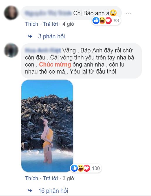 Hồ Quang Hiếu úp mở khoe vợ sắp cưới giấu mặt, dân tình đồng loạt réo tên Bảo Anh