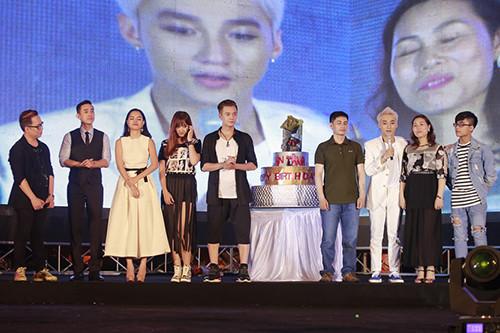 Những lần đón sinh nhật khác biệt và mang thương hiệu riêng của Sơn Tùng M-TP