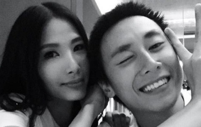 Không còn úp mở chuyện tình cảm, Hoàng Thùy công khai dành lời chúc ngọt lụi tim tới Rocker Nguyễn nhân ngày sinh nhật