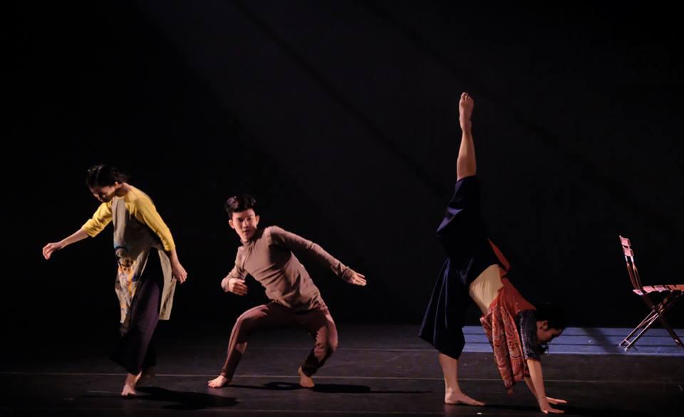 Vũ công Như Ý tỏa sáng tại HongKong International Choreography Festival