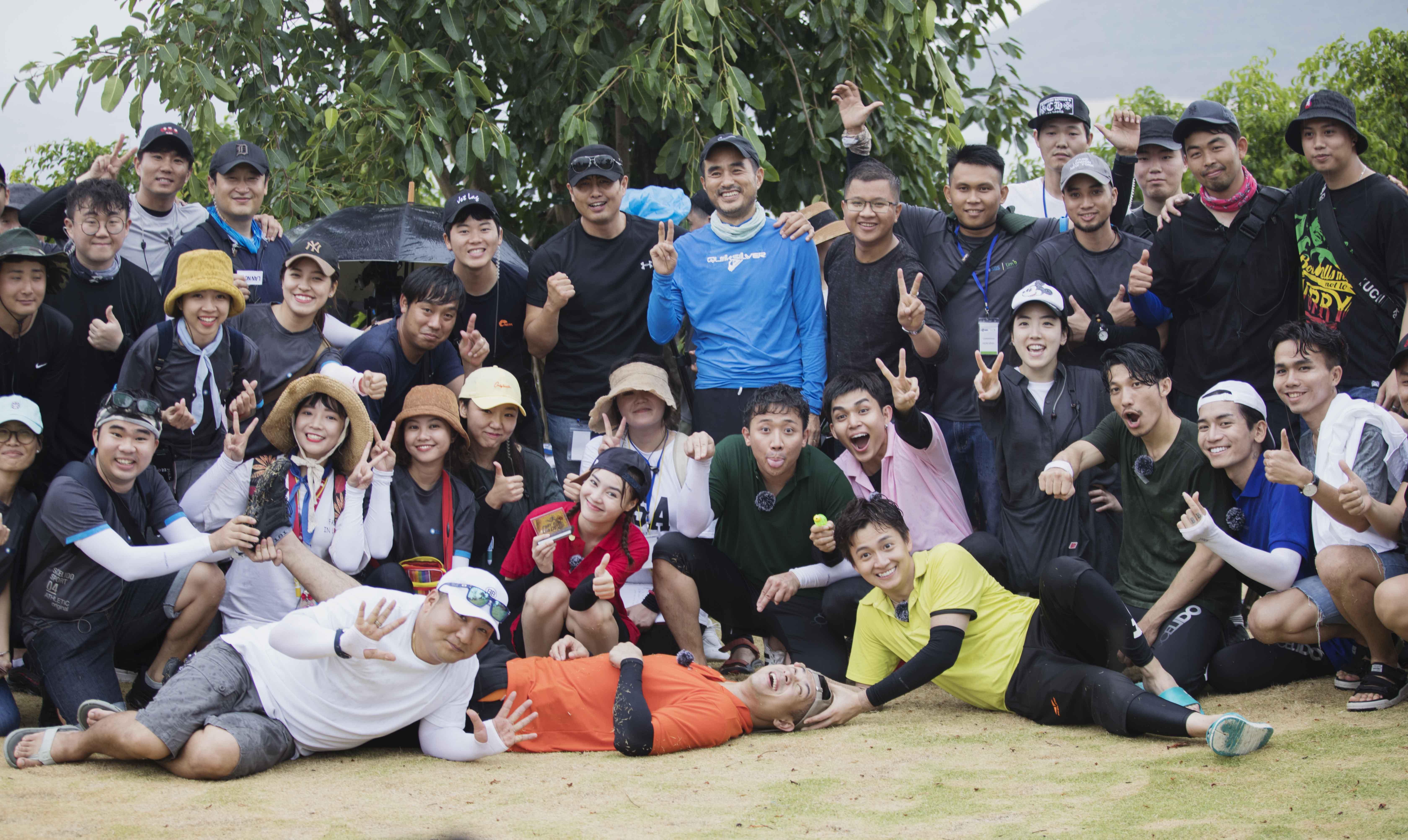 Chạy Đi Chờ Chi - Running Man Vietnam kết thúc mùa đầu tiên, trở thành chương trình hot nhất mùa hè dành cho cả gia đình