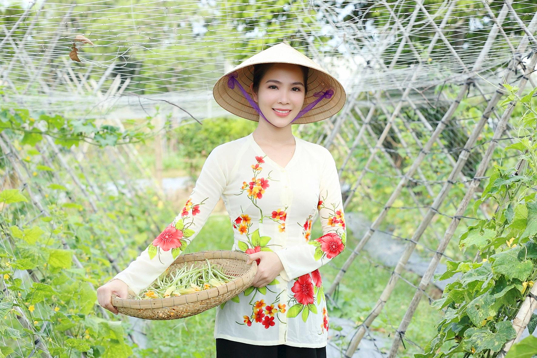 """Tiếp tục diện style """"gái nhà nghèo"""", Dương Kim Ánh khiến khán giả đau lòng vì lý do này"""