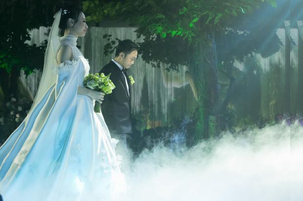 2 ngày sau hôn lễ, Đàm Thu Trang cuối cùng cũng tung clip toàn bộ khoảnh khắc đắt giá nhất trong ngày trọng đại
