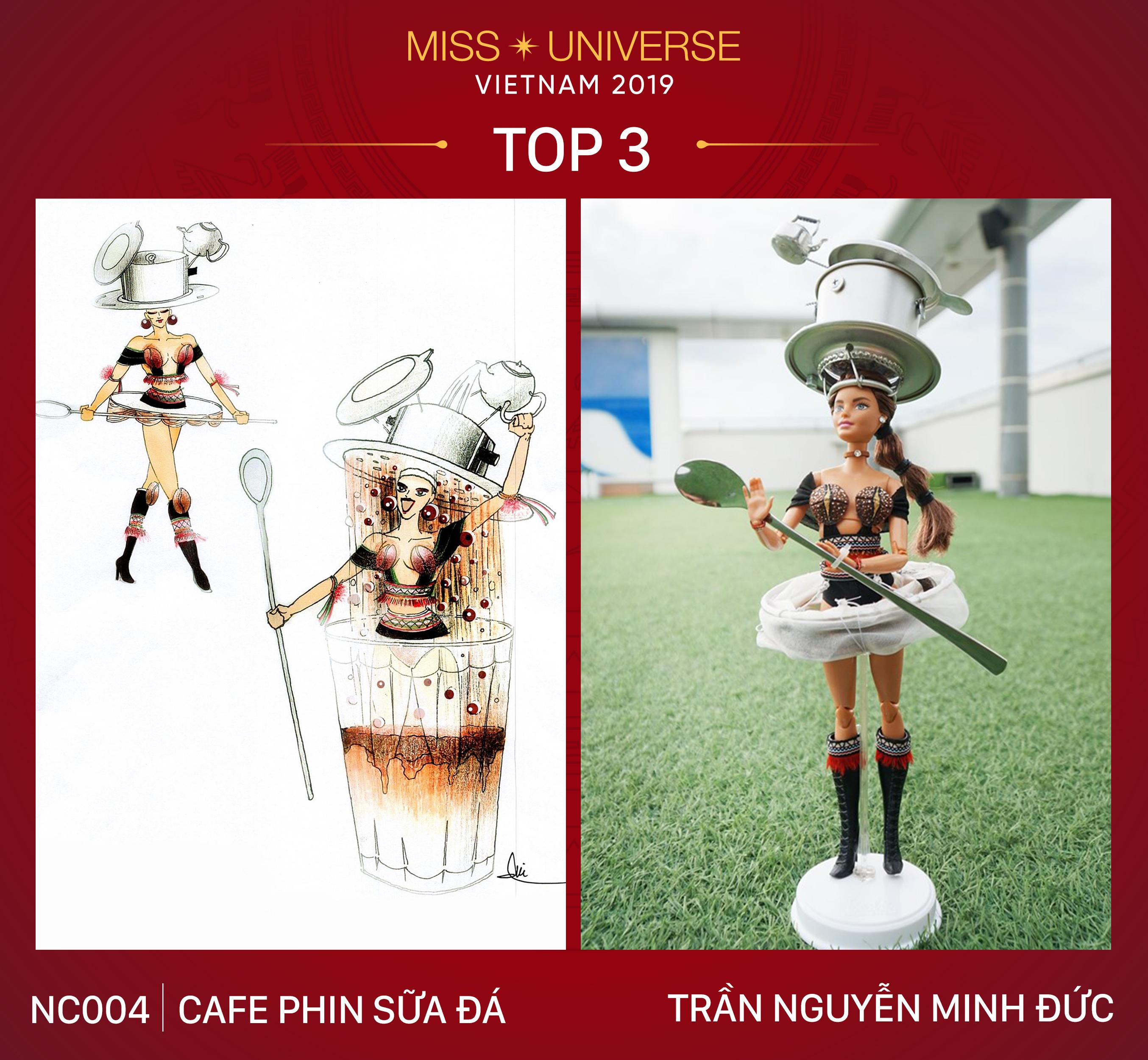 Công bố top 3 trang phục dân tộc cho Á hậu Hoàng Thùy tại Miss Universe 2019