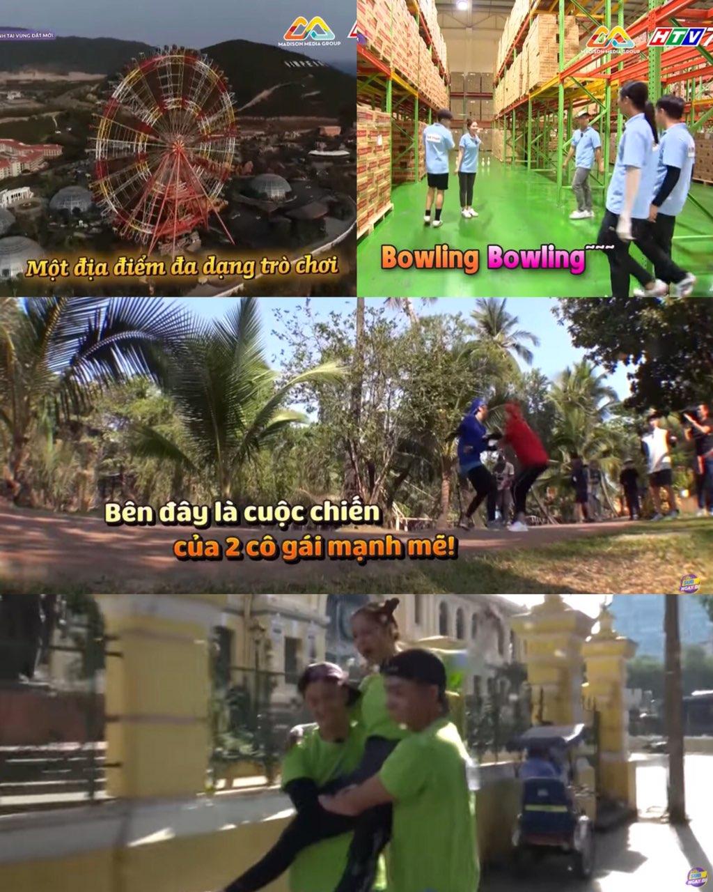 Những yếu tố góp phần giúp Chạy Đi Chờ Chi trở thành gameshow hot nhất hè này
