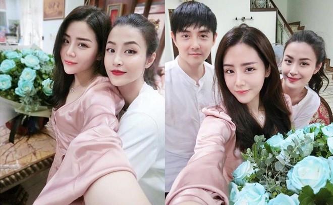 Mối quan hệ giữa Đông Nhi và cô em gái xinh đẹp có cuộc sống sang chảnh bên trời Tây của Ông Cao Thắng gây tò mò