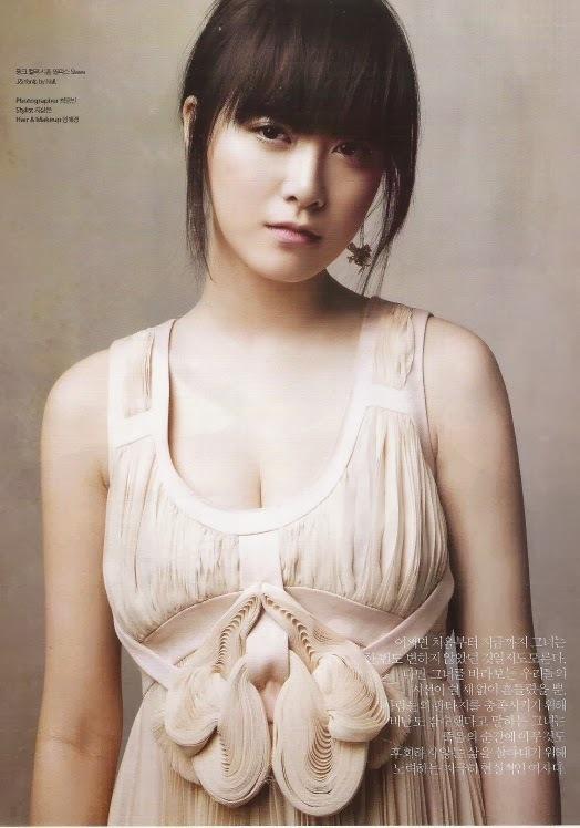 Nhìn loạt ảnh sexy cực độ này của Goo Hye Sun, Ahn Jae Hyun liệu có hối hận khi nói vợ không đủ gợi cảm?