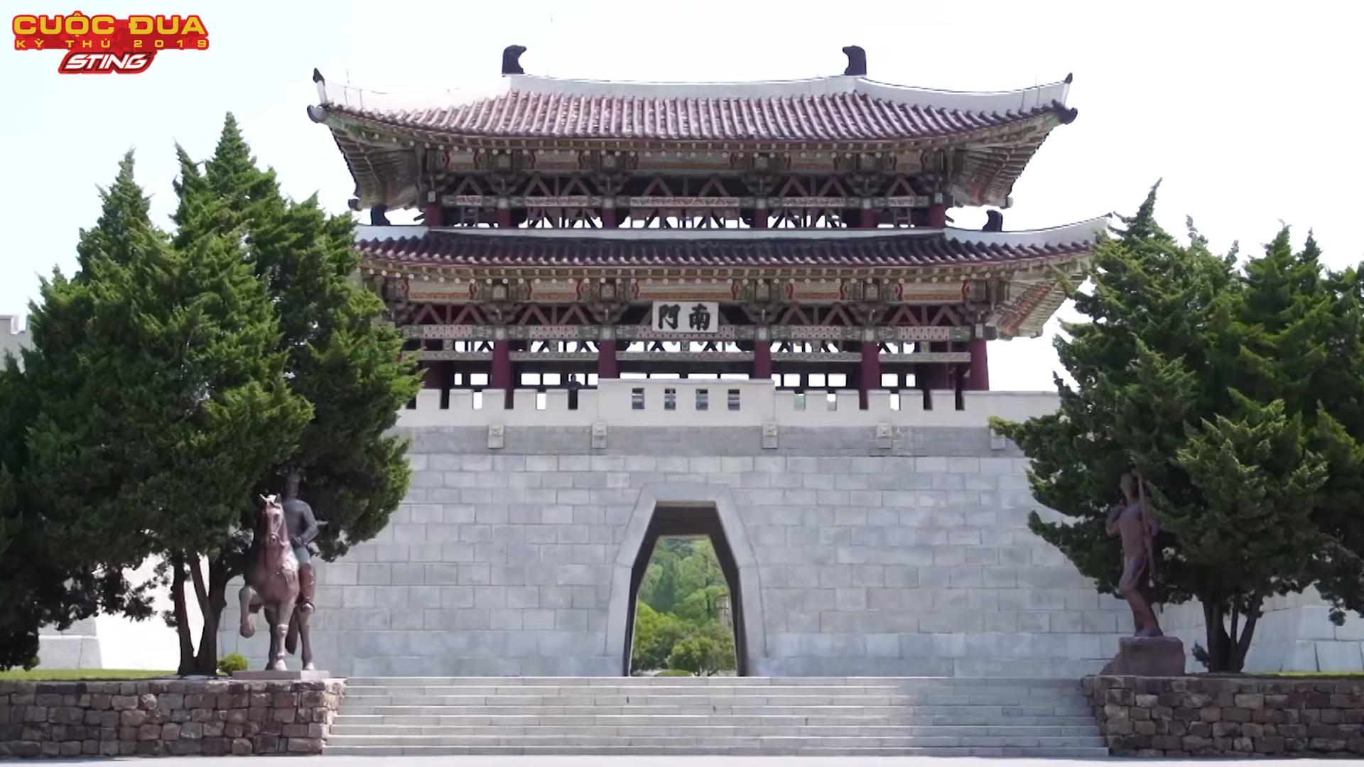 Ghé thăm những địa danh đặc biệt nhất tại Triều Tiên cùng các tay đua Cuộc đua kỳ thú 2019