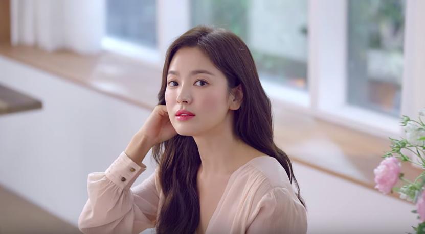 Song Hye Kyo đẹp ná thở trong clip quảng cáo mới, xứng danh quốc bảo nhan sắc xứ Hàn