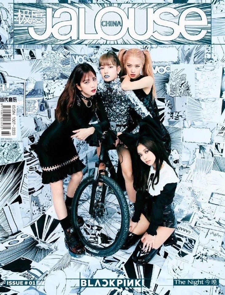 BLACKPINK bùng nổ bất ngờ trong bộ ảnh mới: Jisoo hóa gái hư sắc lẹm, Lisa thành center thay Jennie