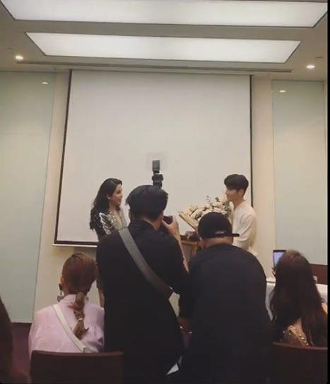 Không thể dự sự kiện vì quá đông, Ji Chang Wook vẫn quay video cảm ơn fan Việt