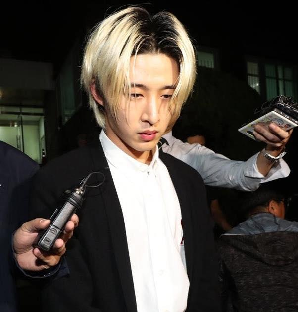B.I lần đầu lộ diện sau scandal chất cấm, mệt mỏi rời đồn cảnh sát sau hơn 14 tiếng thẩm vấn