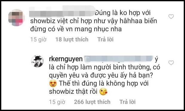 Rocker Nguyễn ngọt ngào khen bạn gái tận mây xanh, đáp trả cực gắt trước bình luận công kích của antifan