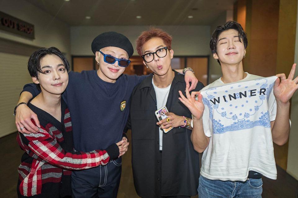 WINNER lần đầu tổ chức concert tại TP. HCM trong khuôn khổ CROSS Tour vào đầu năm 2020