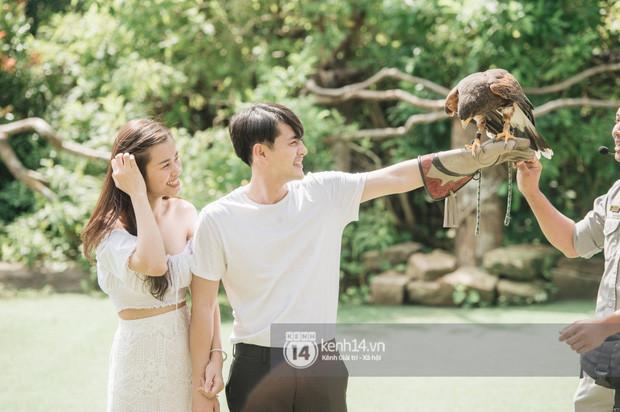 Theo chân Đông Nhi và Ông Cao Thắng sáng đầu tiên sau khi thành vợ chồng: Tân lang tân nương bế em bé cực thuần thục, mau sinh con đi thôi!