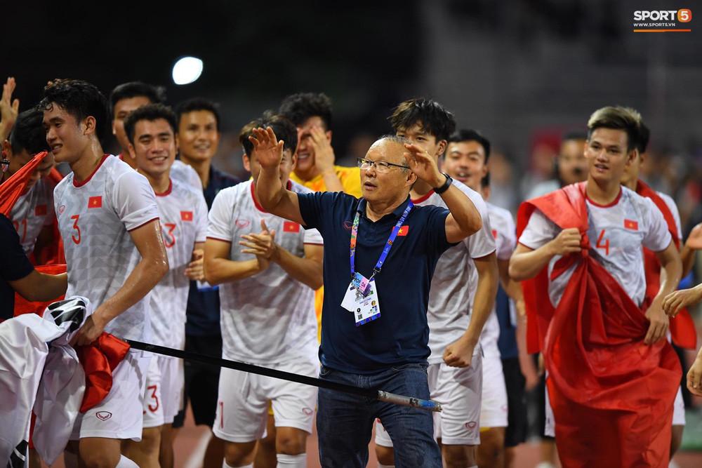 HLV Park Hang-seo: Sự nghiệp của tôi tại Hàn Quốc đã kết thúc rồi, giờ tôi đã gắn bó với Việt Nam