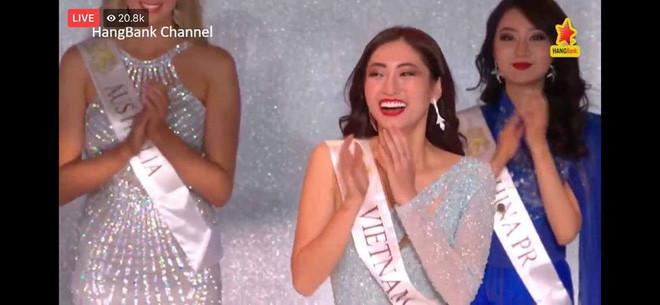 Chung kết Miss World: Lương Thùy Linh dừng chân ở top 12