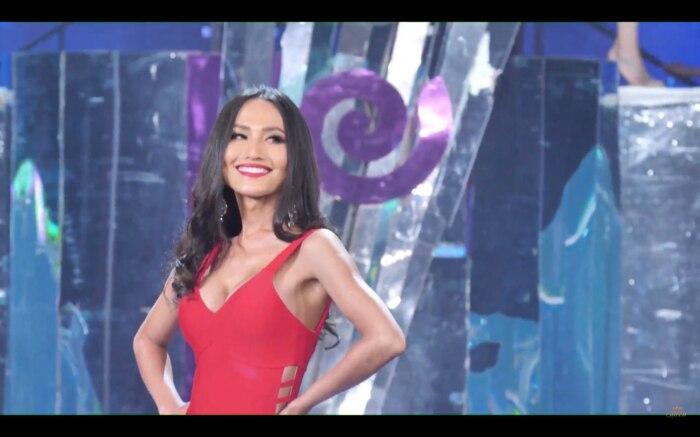 Hoài Sa diện bikini quyến rũ, catwalk đẹp mắt tại Bán kết Hoa hậu Chuyển giới