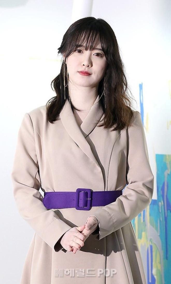 Goo Hye Sun lần đầu lộ diện chính thức sau hơn nửa năm ly hôn