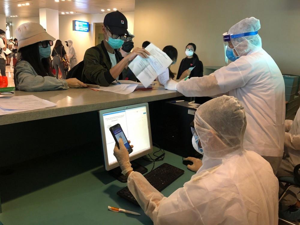 Việt Nam ghi nhận thêm 1 ca mắc COVID-19 từ nước ngoài về, nâng tổng lên 313 ca
