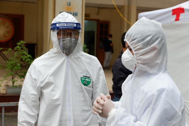 Người Indonesia nghi nhiễm COVID-19 ở TP.HCM được xét nghiệm âm tính