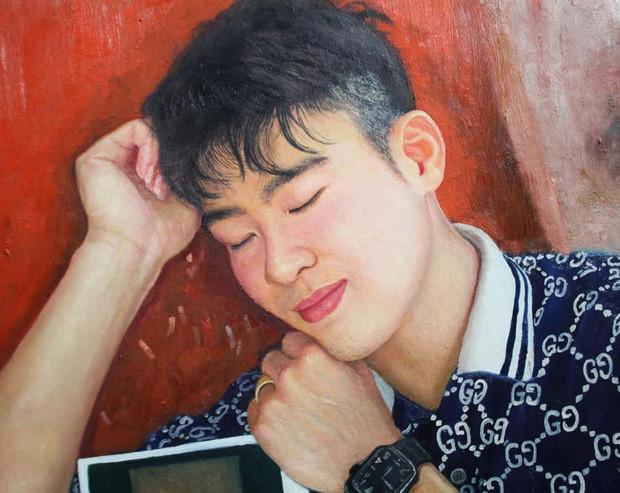 Duy Mạnh đăng ảnh sống ảo, Quỳnh Anh liền nói phũ: Sắp đi thay bỉm rồi, điệu đà gì nữa