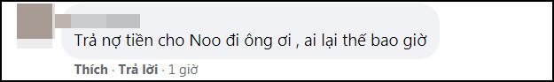 Dân mạng tràn vào Facebook Vũ Khắc Tiệp yêu cầu trả nợ cho Noo Phước Thịnh