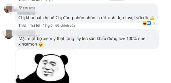 CĐM van nài Chi Pu hát nhép khi biểu diễn ở lễ hội âm nhạc quốc tế