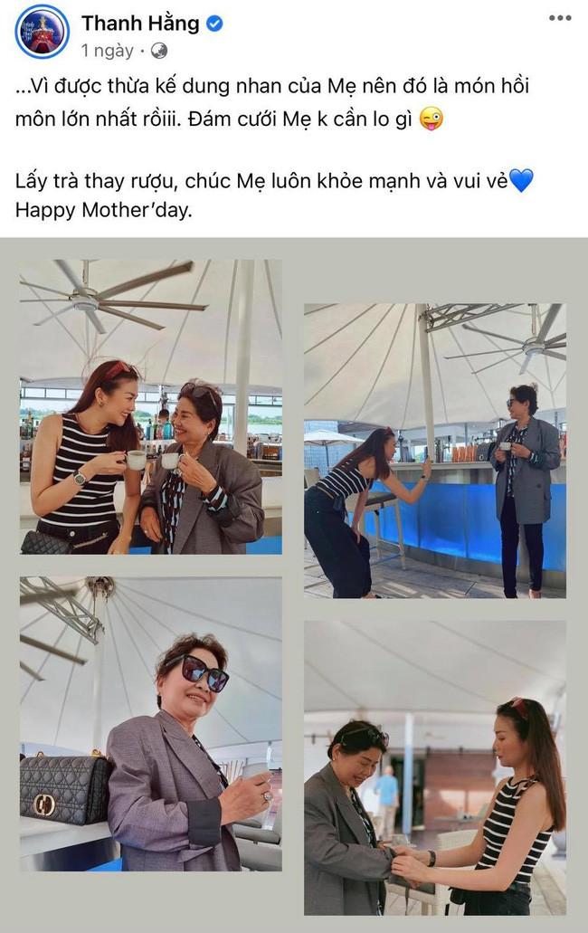 Sao Việt bày tỏ tình cảm trong Ngày của mẹ: Kim Lý - Hà Hồ tri ân 4 bà mẹ, Nhã Phương xúc động cảm ơn đấng sinh thành
