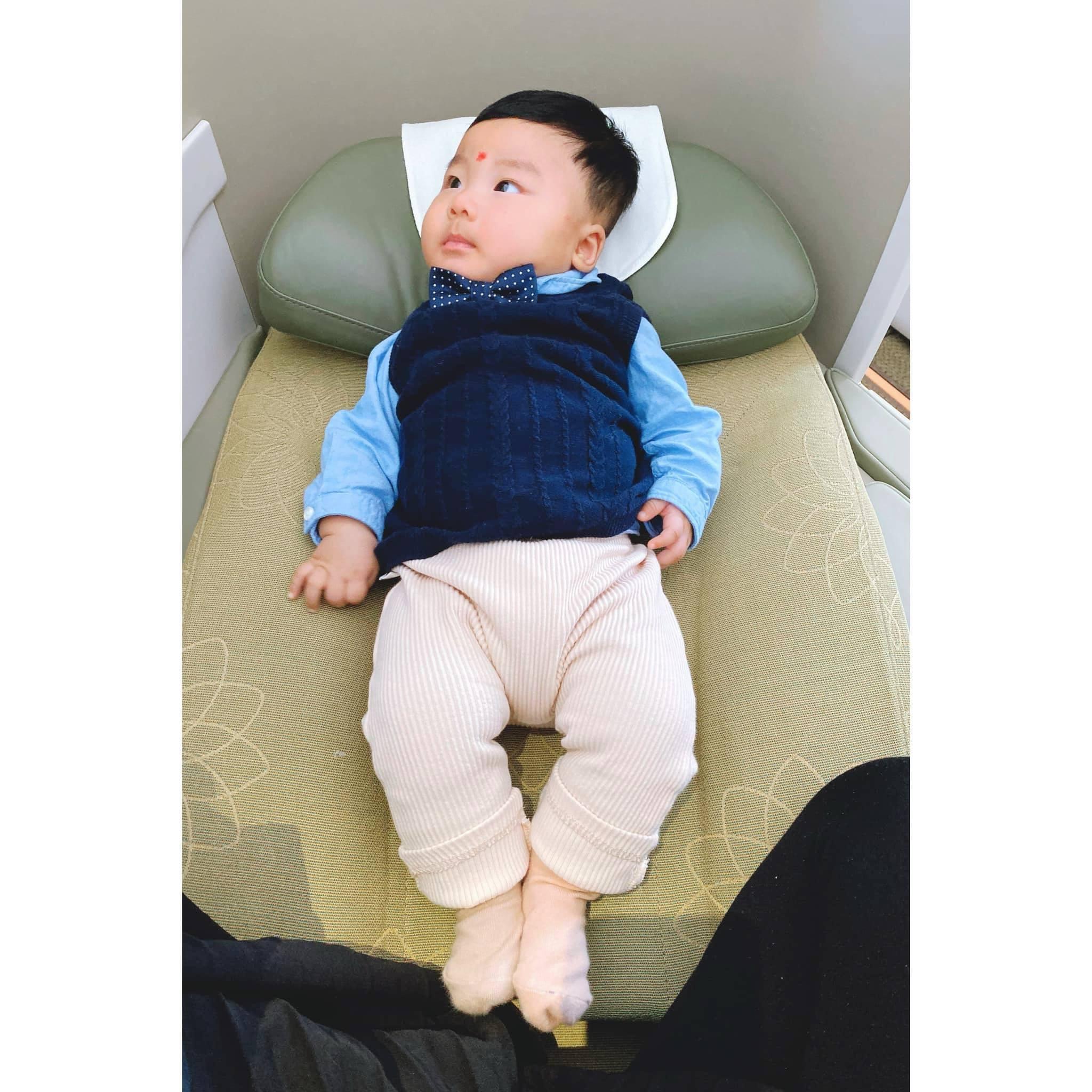 Hòa Minzy tiết lộ chuyện khó tin trong ngày vượt cạn và thời gian sinh con tiếp theo