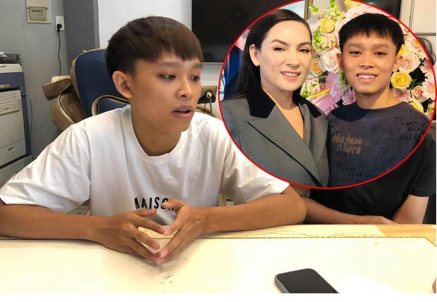 Hoa hậu ở nhà 200 tỷ chỉ trích Phi Nhung vì để chị ruột Hồ Văn Cường sống khổ: Thương con thì phải biết nghĩ cho con!