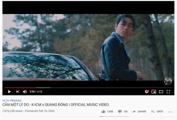 K-ICM thẳng tay xóa MV nhận 1,4 triệu dislike hậu lùm xùm với Jack, khẳng định: Không ngại đối diện và thừa nhận việc bị ghét bỏ