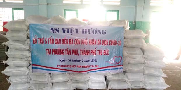 Bị xỉa xói kinh doanh nghề từ thiện giữa mùa dịch, Việt Hương đáp căng và sẵn sàng đối chất với cơ quan chức năng