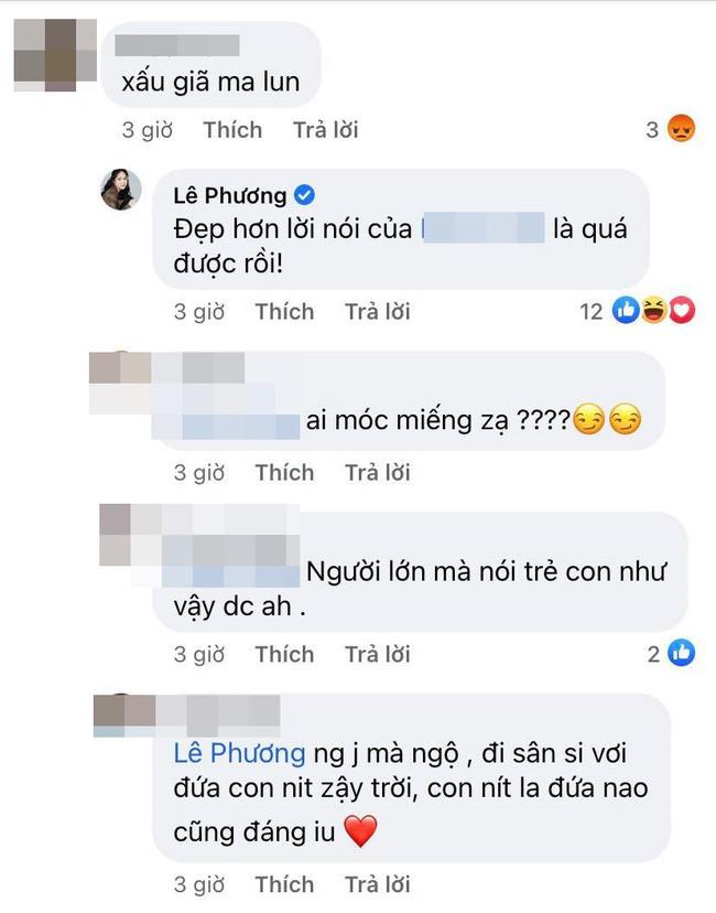 Sau nhà Mạc Văn Khoa, con gái Lê Phương cũng bị miệt thị ngoại hình gây bức xúc