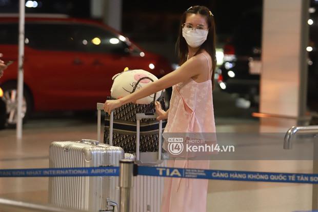 Trường Giang, Karik, Lan Ngọc bí mật đổ bộ sân bay Tân Sơn Nhất để sang Hàn ghi hình Running Man nhưng em út Jack đâu mất rồi?