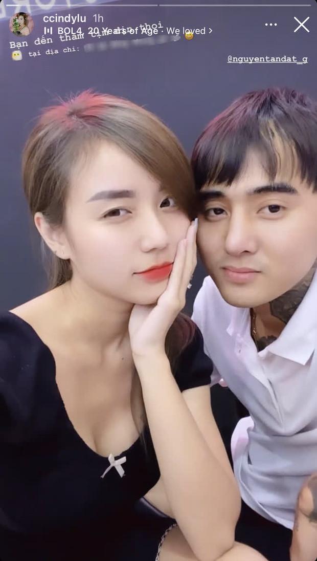 Cindy Lư bỗng nói về người yêu cũ, đang nhắc đến Hoài Lâm hay Đạt G?