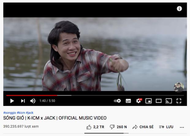 MV Hồng Nhan của Jack trở lại sau khi đột ngột bốc hơi, số view liệu có toàn vẹn?