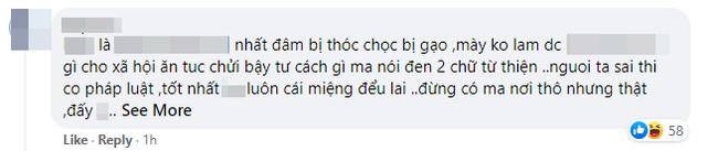 """Duy Mạnh mỉa mai cách làm từ thiện của nữ ca sĩ tên Tiên: """"Thà nói hô hào quyên góp được gần 200 tỷ nhưng em xin phép được ăn 10 - 20%"""""""
