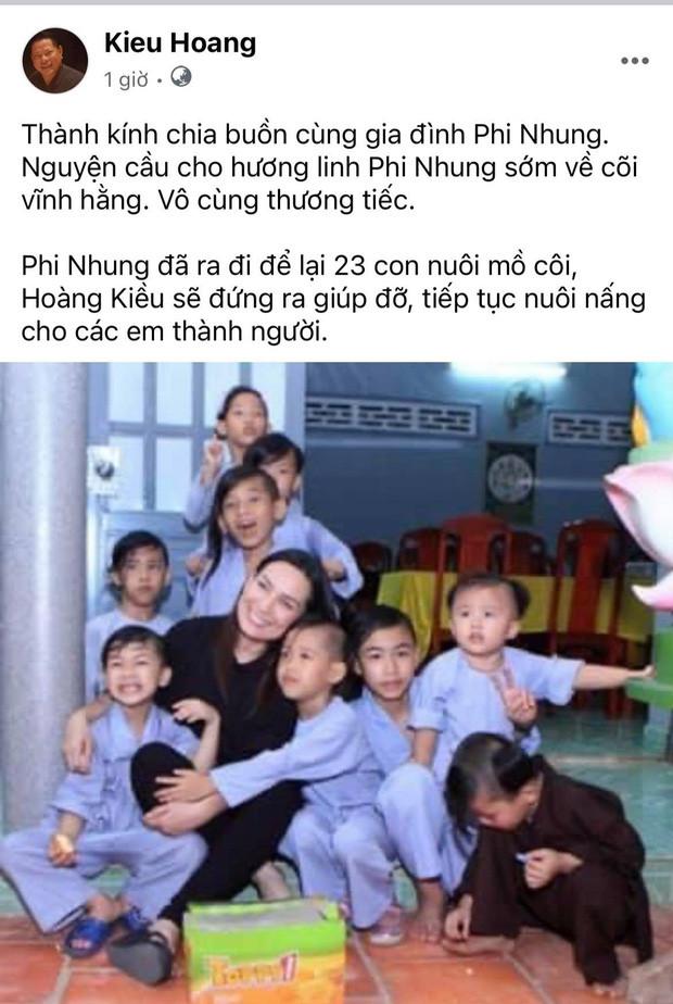Sau tang lễ của mẹ ở Mỹ, đây là lời hứa của con gái ruột ca sĩ Phi Nhung dành cho 23 người em nuôi tại Việt Nam?
